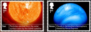 Astros y planetas 2012-2