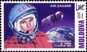 Yuri Gagarinm